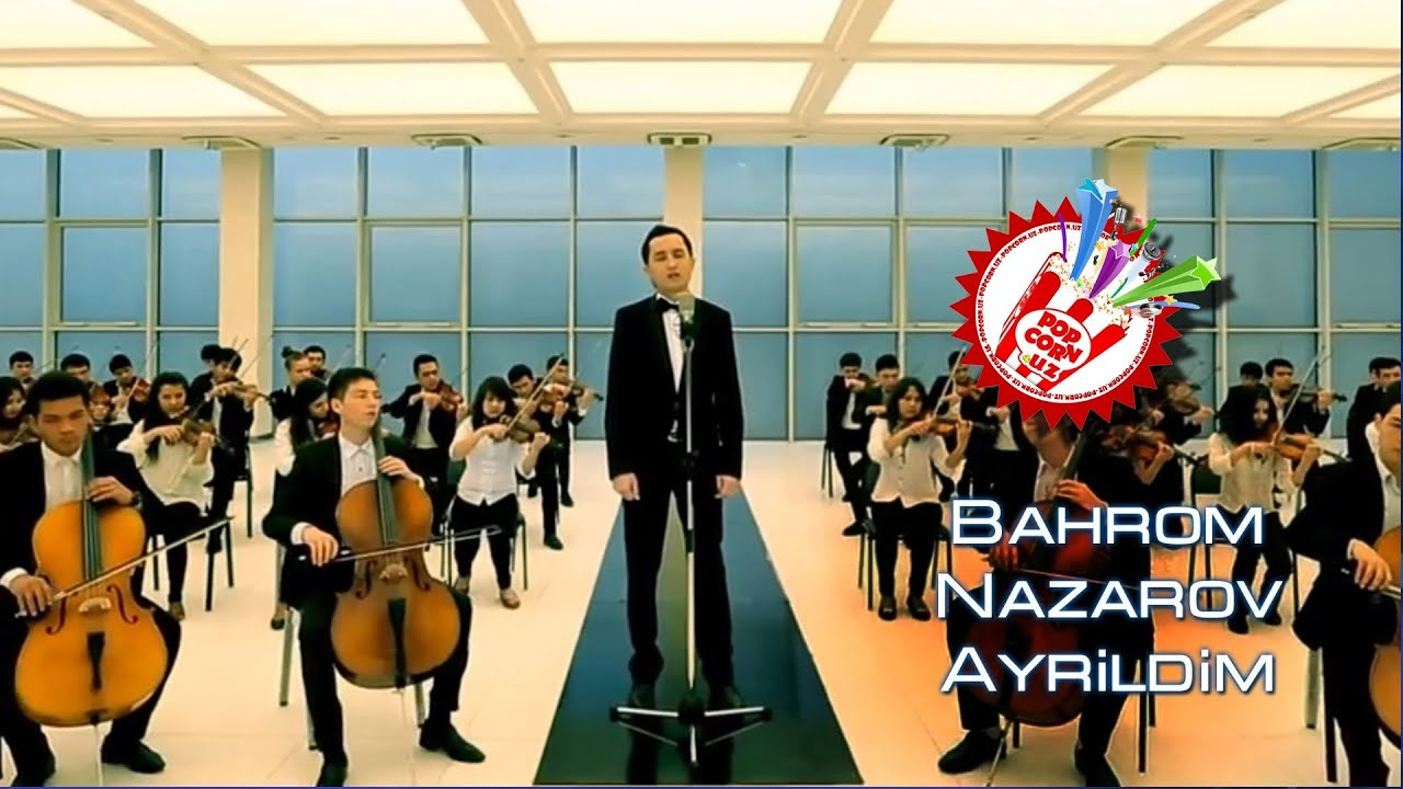 Bahrom Nazarov - Ayrildim (Official music video)
