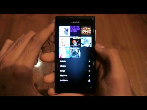 Nokia N9 MeeGo Software Review