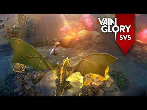 Vainglory 5V5 -  Sovereign's Rise Preview
