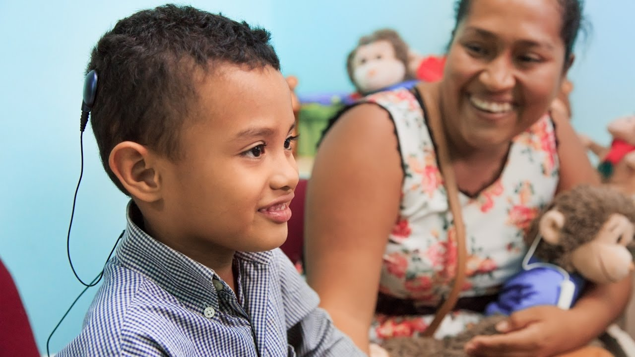 Hear Panama - first cochlear implant donation is a success