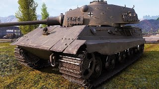 E 75 - LAST SECOND DRAW OR... - World of Tanks Gameplay