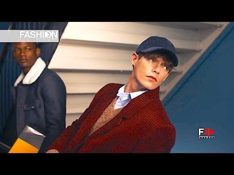 44ec2f013 ZARA MAN - ADV Campaign Fall Winter 2017 2018 - Fashion Channel ...