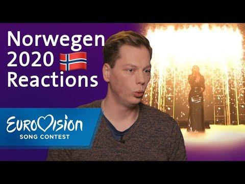 Ulrikke - Attention - Norway | Reactions | Eurovision Song Contestиз YouTube · Длительность: 4 мин18 с
