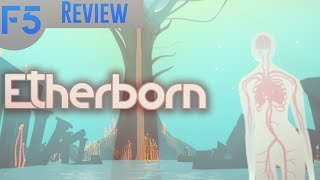 Etherborn Review: 3D Brain-Breaking Teasers! (Video Game Video Review)