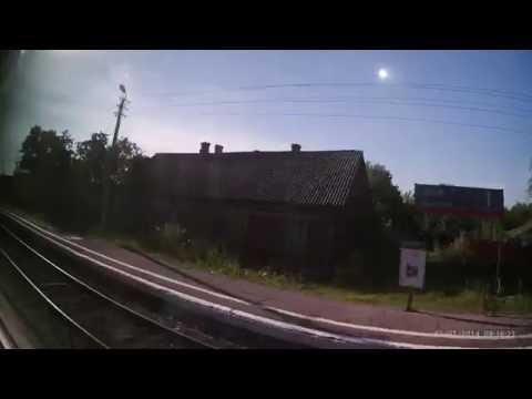 Шат-Узловая (из окна поезда)