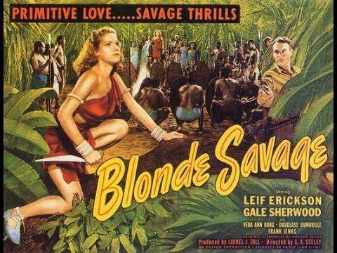 Blonde Savage (1947) Full Film