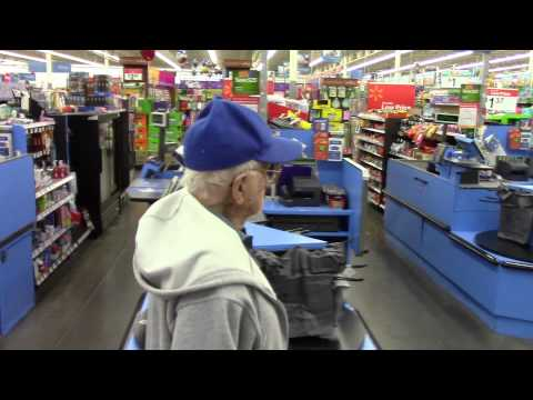 Lost and Found in Walmart! Funny!  April 3, 2014