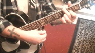 This is a part 1 CVT Guitar Lesson of Whitesnake's EPIC song called...