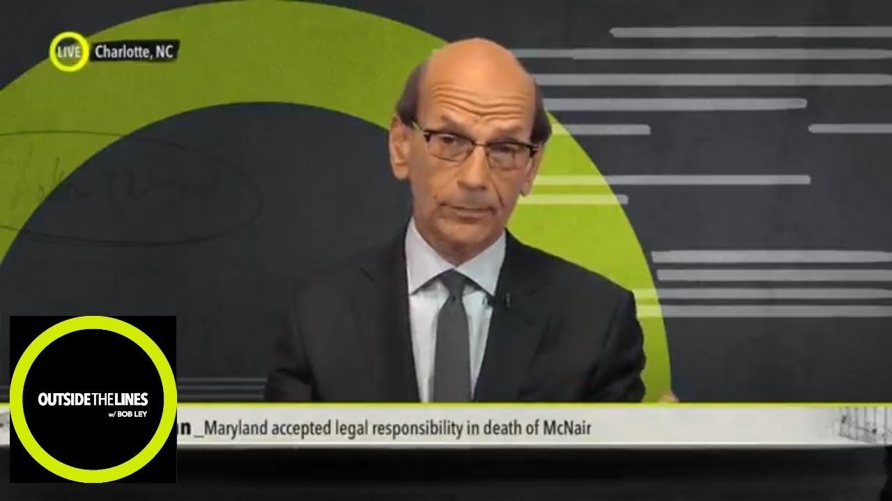 Paul Finebaum on Jordan McNair's death, Ohio State scandal   Outside The Lines   ESPN