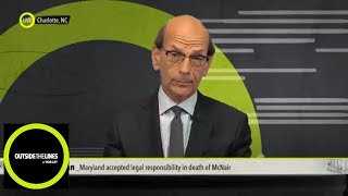 Paul Finebaum on Jordan McNair