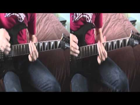 One For the Money by Escape The Fate Dual Guitar Cover with Tabs