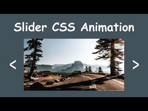 Slider Animation | HTML CSS