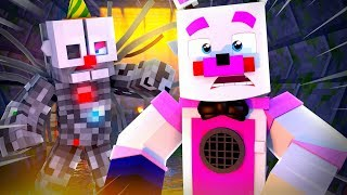 Funtime Freddy Escapes ?! | Minecraft FNAF Roleplay