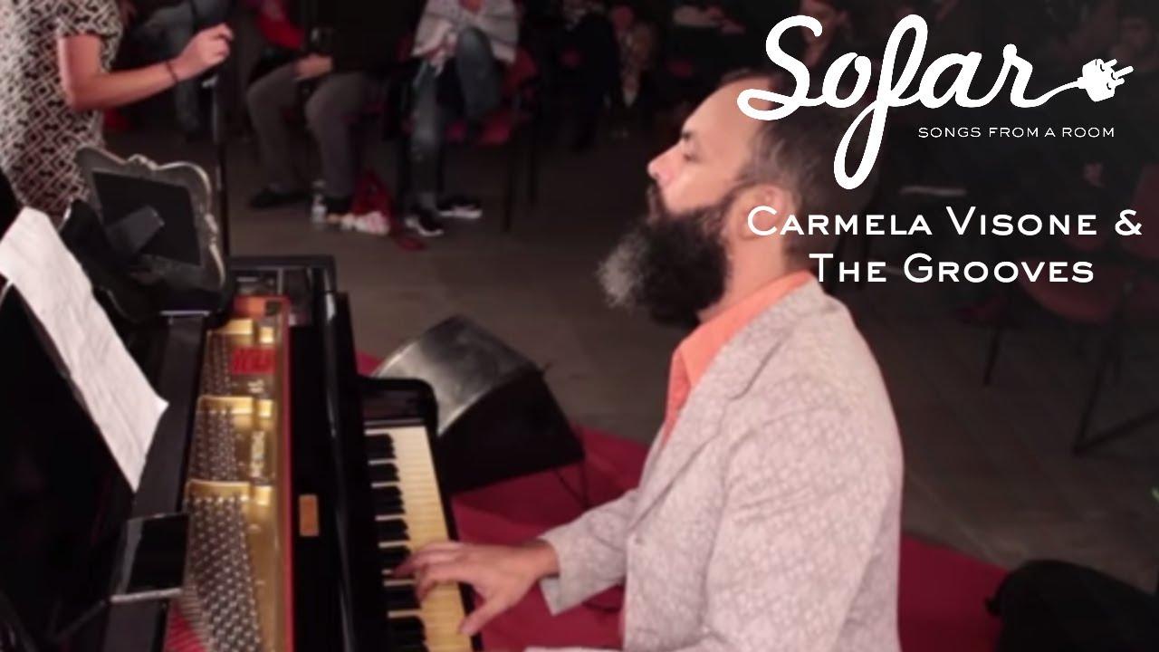 Carmena Visone & The Grooves - Cristo's Groove | Sofar Tenerife