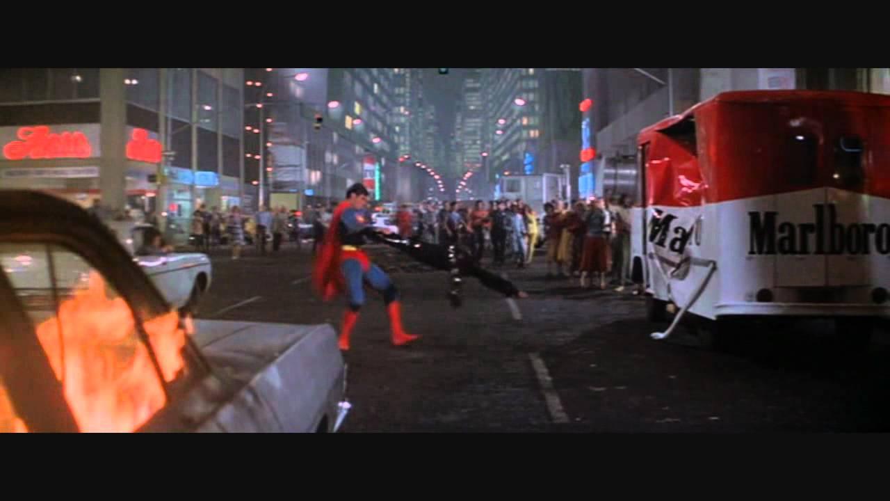 superman 2 superman fights general zodwmv youtube
