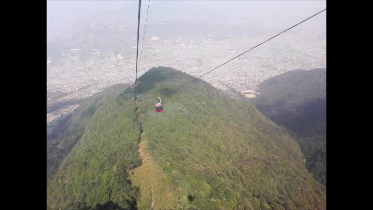 Chandragiri hills Chandragiri cable car Kathmandu