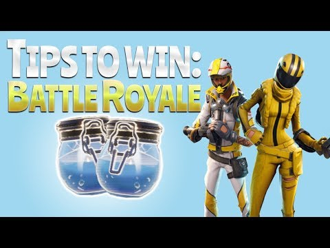 TIPS TO WIN!  (Fortnite Battle Royale)