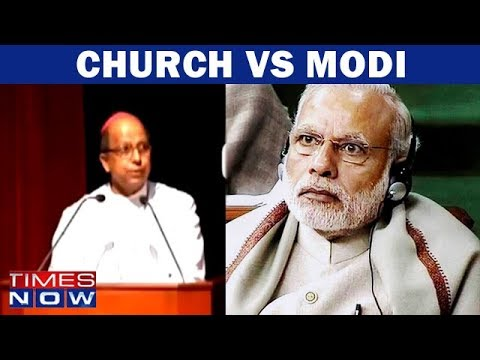 Church Calls For A Change, Wants PM Modi Out in 2019   India Upfront With Rahul Shivshankar