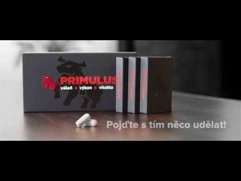 PRIMULUS - Primárně mužská záležitost (PROMO video)