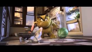 Плохой кот Серафеттин 2015 трейлер мультфильм