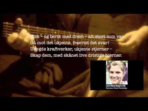 """Oslo & Utøya victims 22/7-11. """"Til Ungdommen"""" - Kringsatt av fiender instrumental and lyrics"""