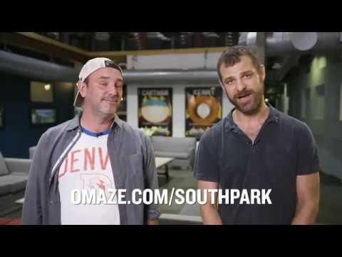 Become a Citizen of South Park | Omaze | NEXT for Autism