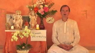 Namah - Ehrerbietung - Sanskrit Wörterbuch