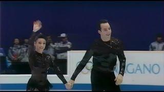 [HD] Abitbol & Bernadis - 1998 Nagano Olympics - SP