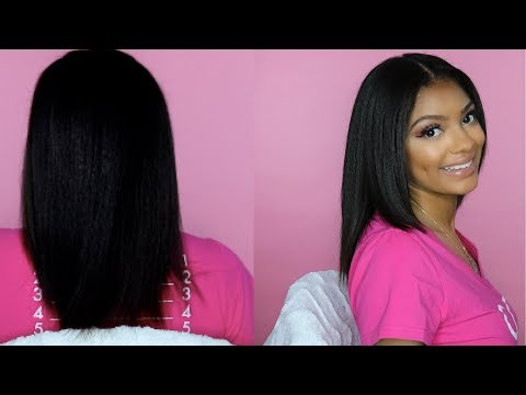 Hairfinity 7th Month Length Check   Jazzie Jae T