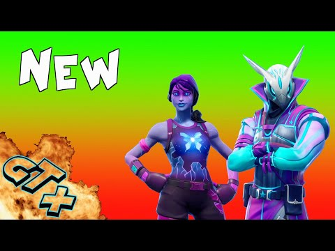 Fortnite New Skins - Thank You Epic Games. Xbox One X Gameplay