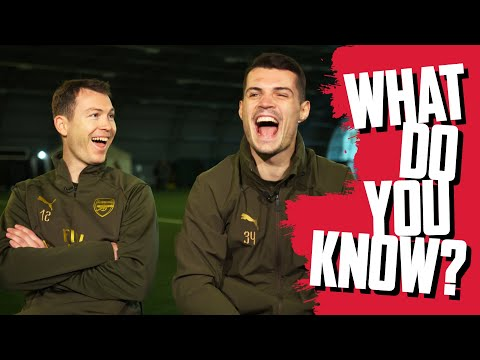 CAN YOU NAME SPAIN'S 2010 SQUAD? | Stephan Lichtsteiner v Granit Xhaka | What do you know?