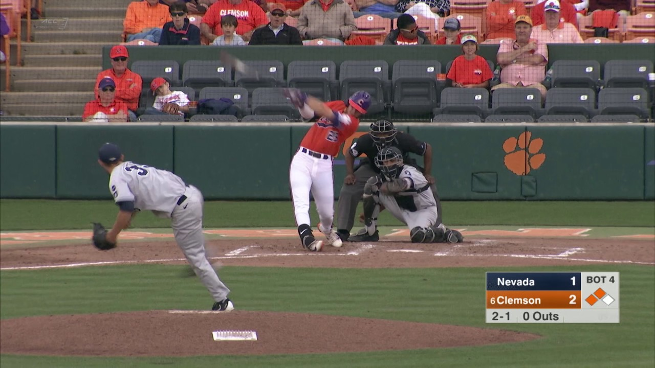 clemson-baseball-nevada-game-highlights-5-6-17