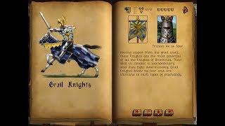 Warhammer: Dark Omen - Часть Двадцать Первая. (Защитим эльфискую честь!)