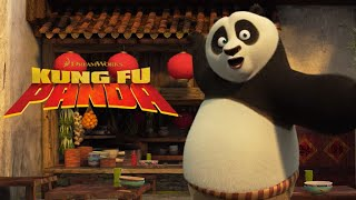 Can't Stop Snacking | NEW KUNG FU PANDA
