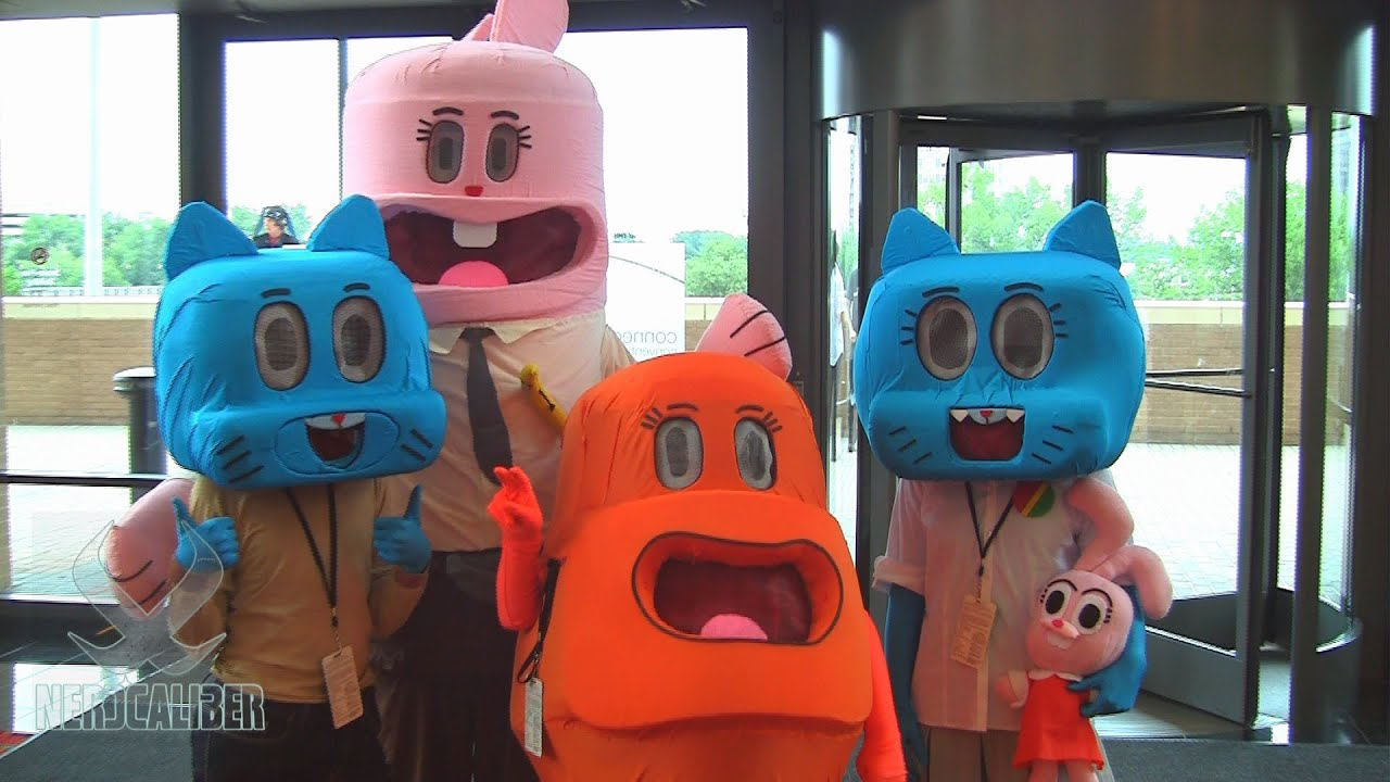 The Amazing World Of Gumball Cosplay - Best Porno 2018-2961