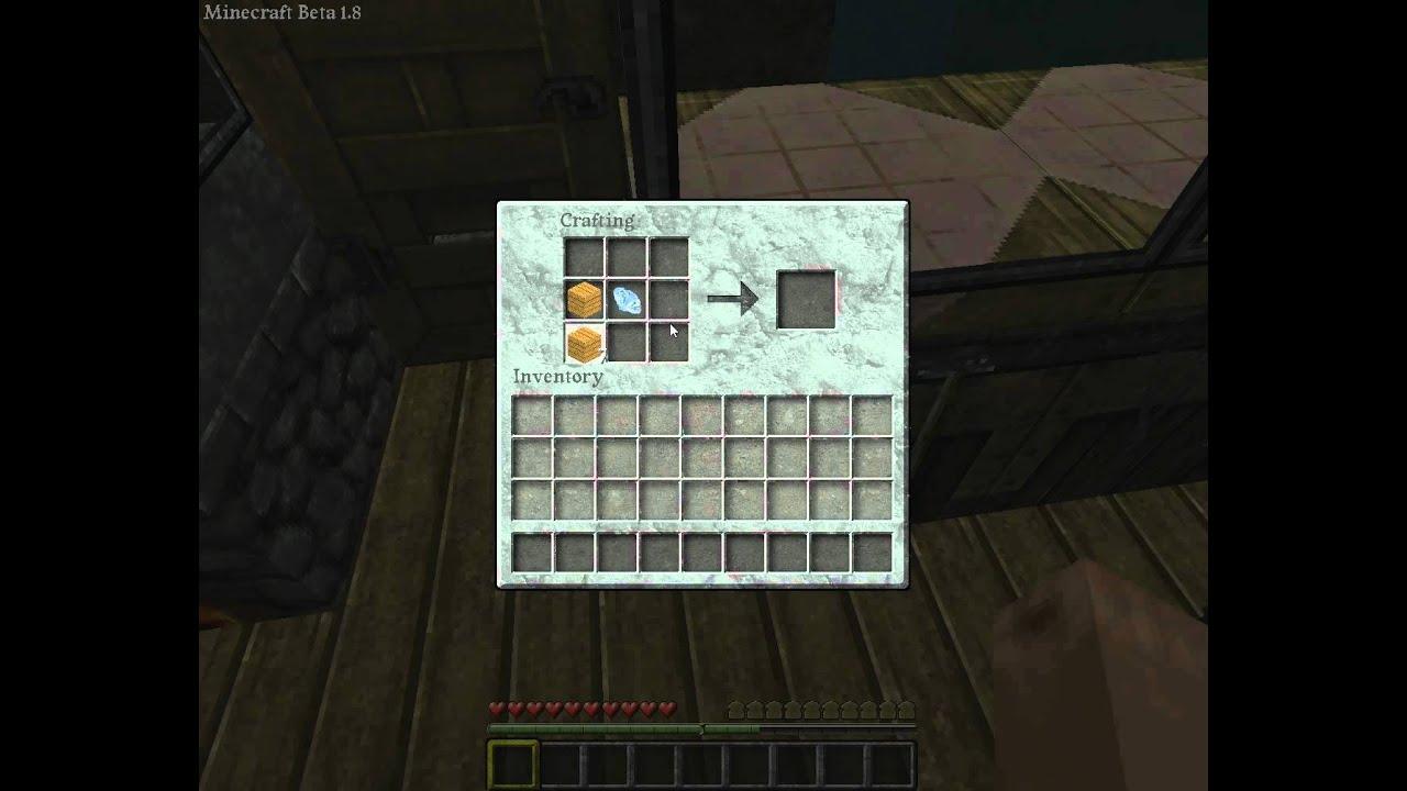 minecraft wie baut man eine jukebox youtube. Black Bedroom Furniture Sets. Home Design Ideas