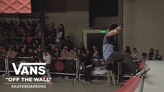 VansWaffleCup 2015 Competition: Argentina | Skate | VANS