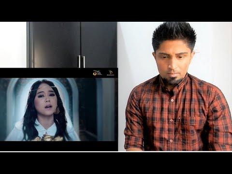 Lesti - Purnama | Official Video Clip REACTION
