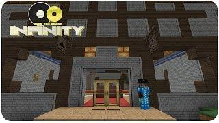 Bonus-Folge #002 - Projekt FTB Infinity [Die Stadt!] [German] Let's Play?