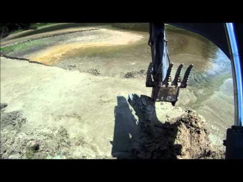 Pond Excavating