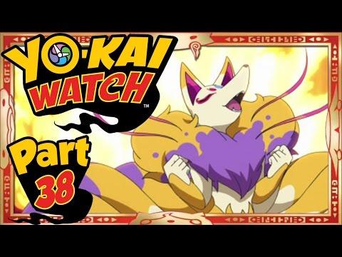Yo-Kai Watch - Part 38 | How To Get Kyubi! [English Gameplay Walkthrough]