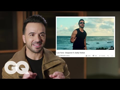 "Luis Fonsi: ""Despacito"" Explained  The Process  GQ"