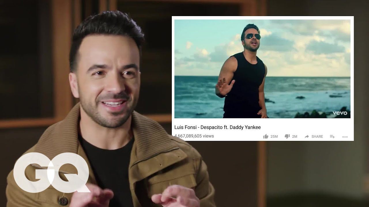 """Luis Fonsi Wrote """"Despacito"""" in Four Hours 