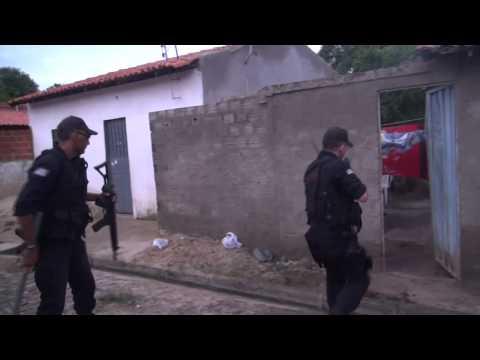 Meio Norte: Mega Operação reúne polícias na madrugada em Teresina