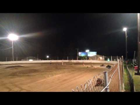 Snydersville Raceway Sr. Animal Feature Race