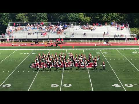 College of Saint Benedict Dance Team Fall Performance 9/1/18