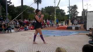 "Gambar cover Gala ""4to Encuentro Regional Circo"" 9 de Julio (Daira Aita Hula-Hoop)"