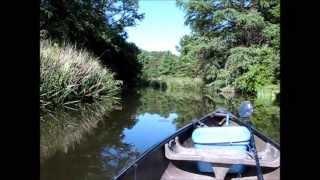 June 2013 Lake Austin Long Tail Canoe
