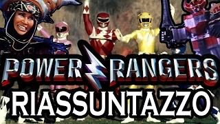 Power Rangers - RIASSUNTAZZO BRUTTO BRUTTO