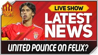 Man Utd are willing pay 100 million for Joao Felix this summer tran...